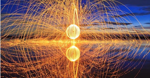Tudo que possa existir é um campo de energia