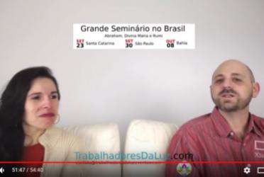 Abraham em português – canalização ao vivo por Luciana Attorresi – 10 setembro 2017