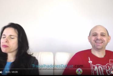 Abraham em português – canalização ao vivo por Luciana Attorresi – 17 setembro 2017
