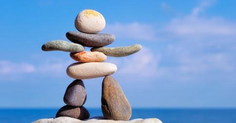 Equilíbrio em todas as coisas é prioridade agora
