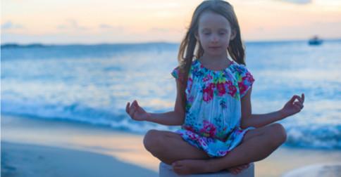 É hora de retirar qualquer sentimento em qualquer chakra que não seja de paz