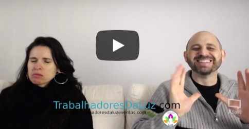 Abrahan em português - canalização ao vivo por Luciana Attorresi - 22 outubro 2017