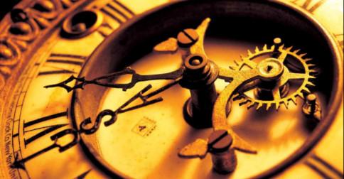Os toques de despertar da Cápsula do Tempo