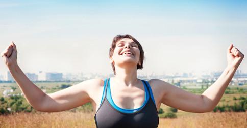 Caminhe no fluxo – Pergunte ao seu corpo o que ele quer