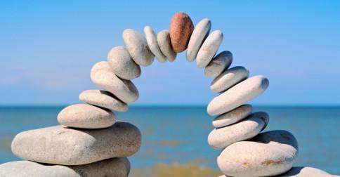 Encontrando o equilíbrio quando se está no caos