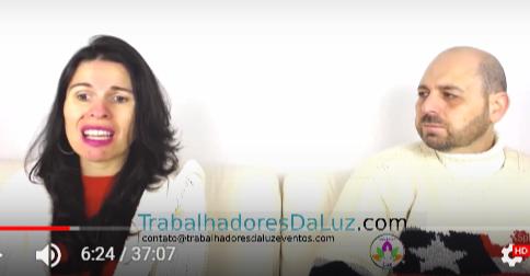 Abraham em português - canalizado ao vivo por Luciana Attorresi - 10 dezembro 2017