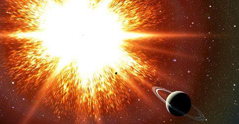 O mundo está esperando que você se torne uma supernova