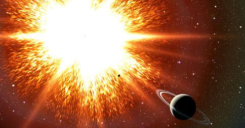 O mundo está esperando que você se torne uma supernova!