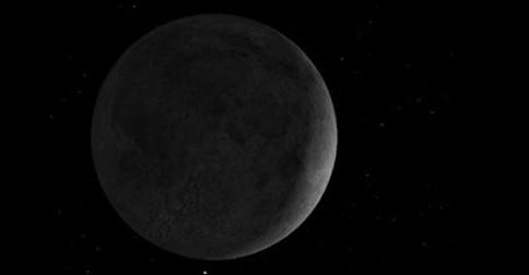 A primeira Lua nova do Ano - grande oportunidade