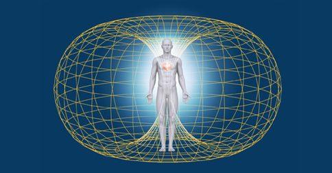 Recebendo energias de estabilização para abrir o campo energético