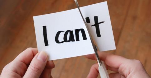Acreditando em si mesmo