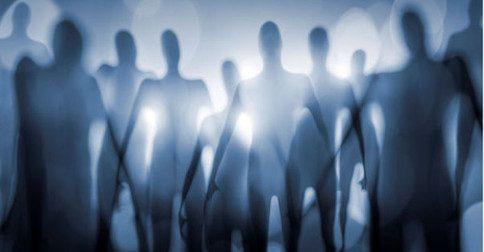 """Contatos direto com esses seres """"alienígenas"""""""