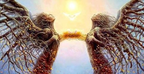 O portal de conexão com o Divino