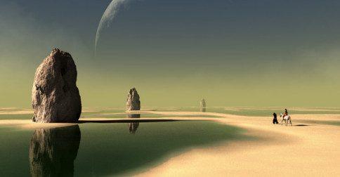 O tempo de almas afins da dualidade está terminando aqui na Terra