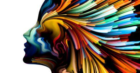 A criatividade se manifesta com o fluxo Divino