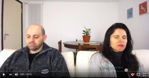 Abraham em português - canalizado por Luciana Attorresi - 11 de março 2018