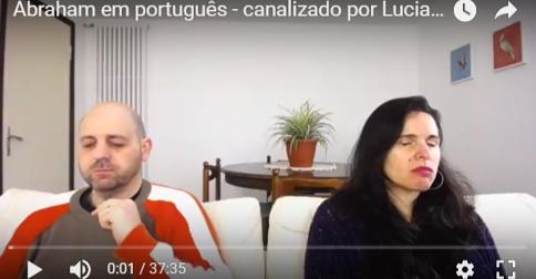 Abraham em português - canalizado por Luciana Attorresi - 18 março2018