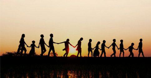 Deixe o Amor se instalar em seu ser, que a hora é AGORA