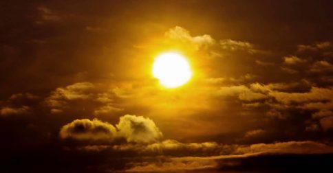 A influência em nossas vidas das tempestades solares até dia 26 de março