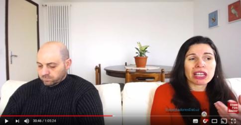 Mestre Rumi - programa especial canalizado por Luciana Attorresi - 4 março 2018