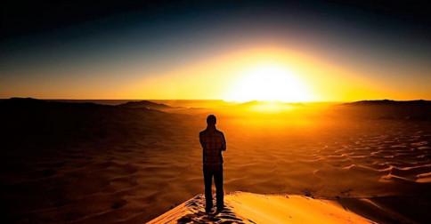 A Luz que chega à Terra é sentida por todos