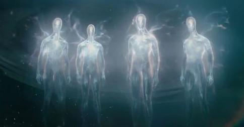 Como os Seres humanos passaram para fase transitória da 4D