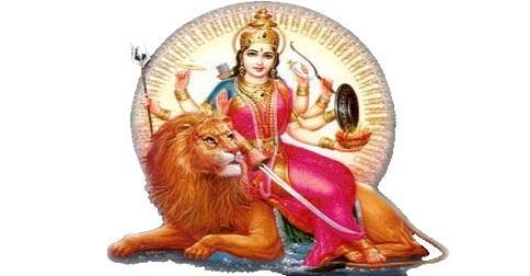 A energia da Deusa Durga
