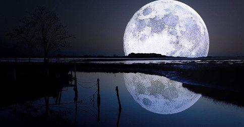A Lua Cheia em Escorpião