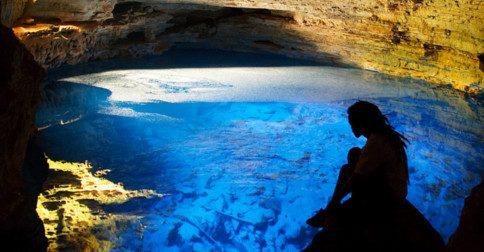 As antigas estruturas subterrâneas de Gaia foram ativadas