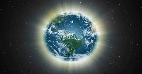 Como a Luz é transmitida e qual é a natureza da Gravidade