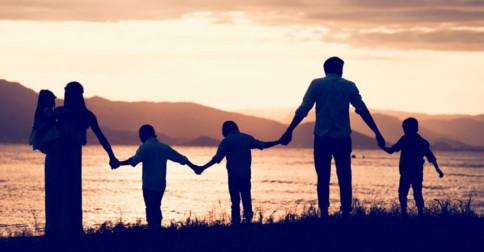 Como se conectar com a sua família de Alma?