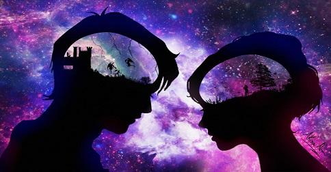 E se sua imaginação fosse a verdade?