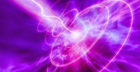 Mestre El Morya - a origem e a natureza da Chama Violeta