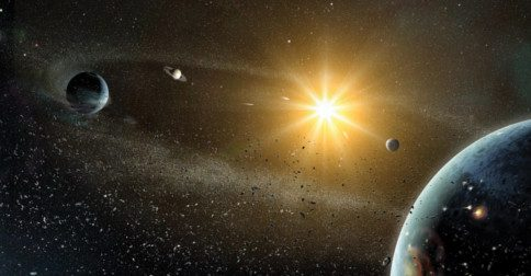 O Sol Diamantino e o Projeto Original da Matriz Angélica do DNA Humano