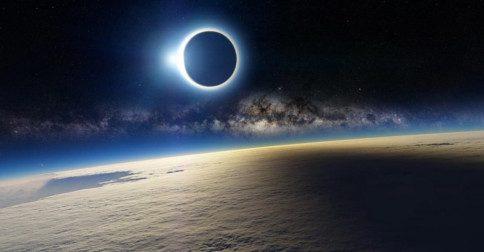Efeitos quânticos acontecerão neste período de eclipses