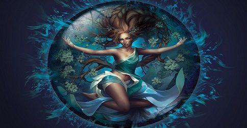 Gaia, a Mãe Terra, é uma alma altamente avançada