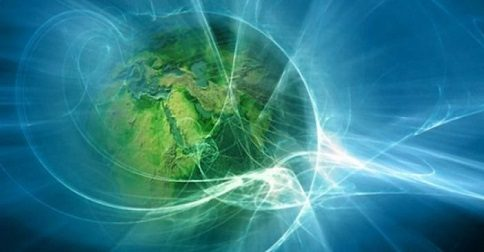Um tsunami de energia está fluindo para a Terra agora
