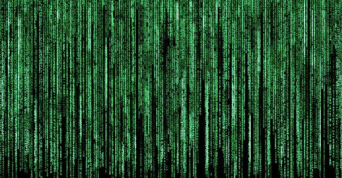 A matrix - é você que sustenta a matrix