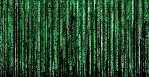 A matrix – é você que sustenta a matrix