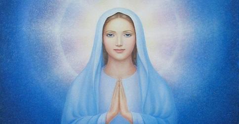 Divina Maria – volte para mim