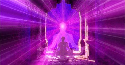 Invocação de Níveis Avançados da Chama Violeta