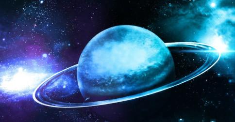 Urano – o planta de súbita mudança