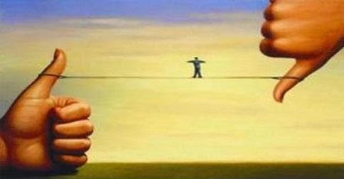 A matrix – ela usa o princípio do equilíbrio da dualidade para se manter