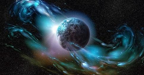 Ativações de Stargate, a Luz de plasma de diamante flui para o campo planetário
