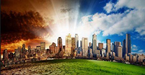 """O que os termos """"Velha Terra"""" e """"Nova Terra"""" realmente significam"""