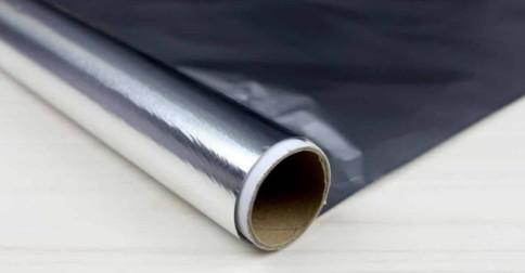 O que uma folha de alumínio pode fazer pela cura física