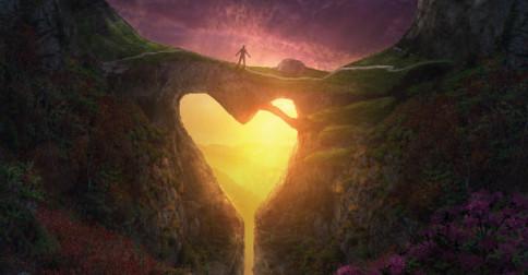Jesus veio explicar: Bem aventurados os mansos de coração, pois eles herdarão os reinos dos céus