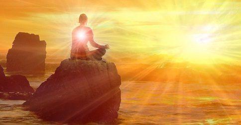 O Amor Divino é uma impressão pré-codificada para o despertar de sua consciência