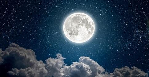 A próxima Super Lua trará clareza e iluminação