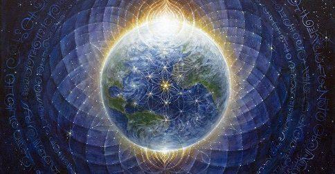 A rede de grade planetária é uma matriz de consciência viva